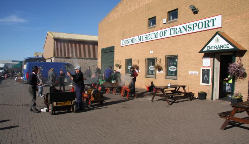 Dundee Museum Of Transport >> Dundee Museum Of Transport Dundee Com