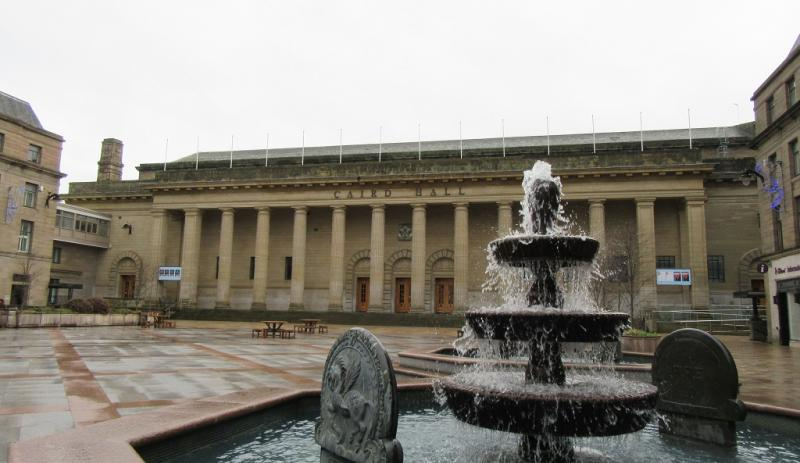 Webcam, Dundee City Square - dundee.com