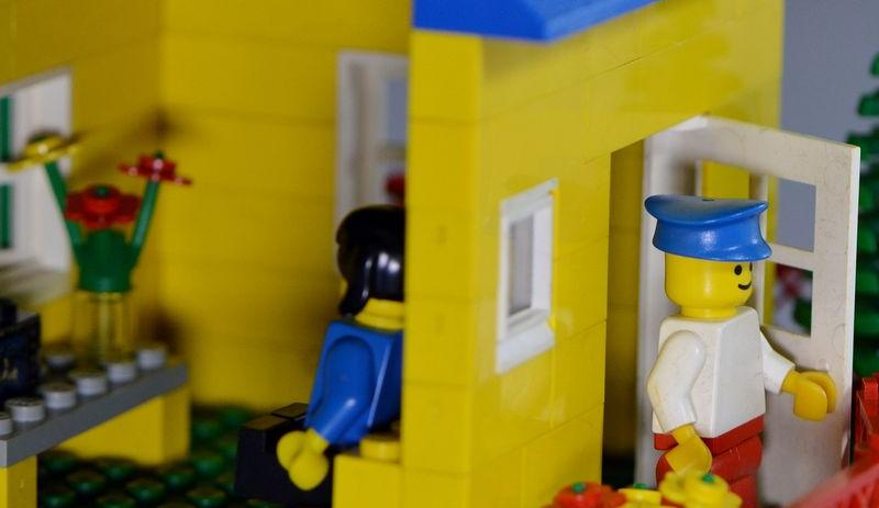 Lochee Library Lego Club