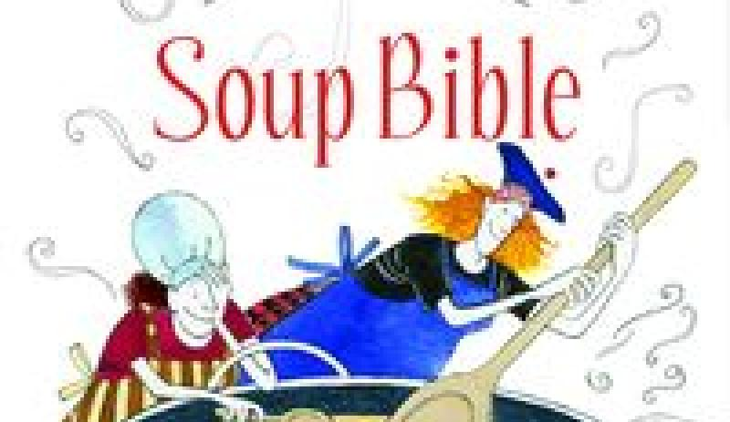 Scottish Soup, Berries and Baking with Sue Lawrence