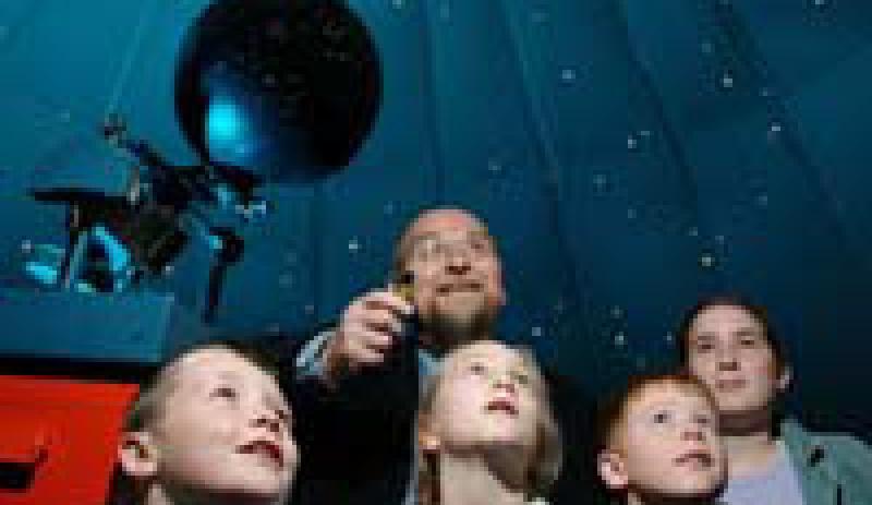 Winter Planetarium Shows