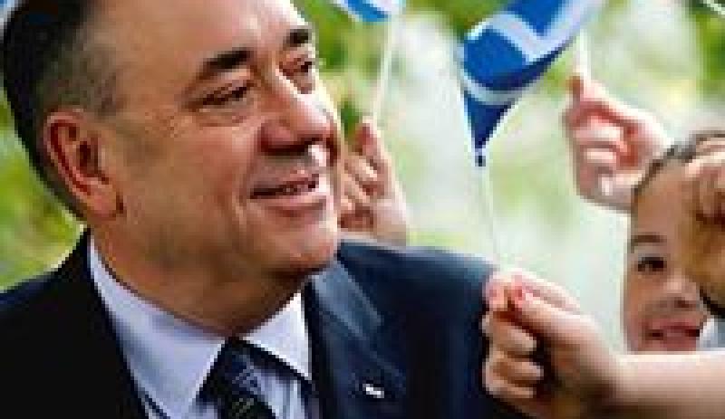 Alex Salmond...Unleashed