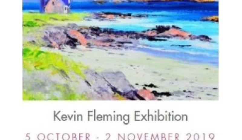 Kevin Fleming Art Exhibition