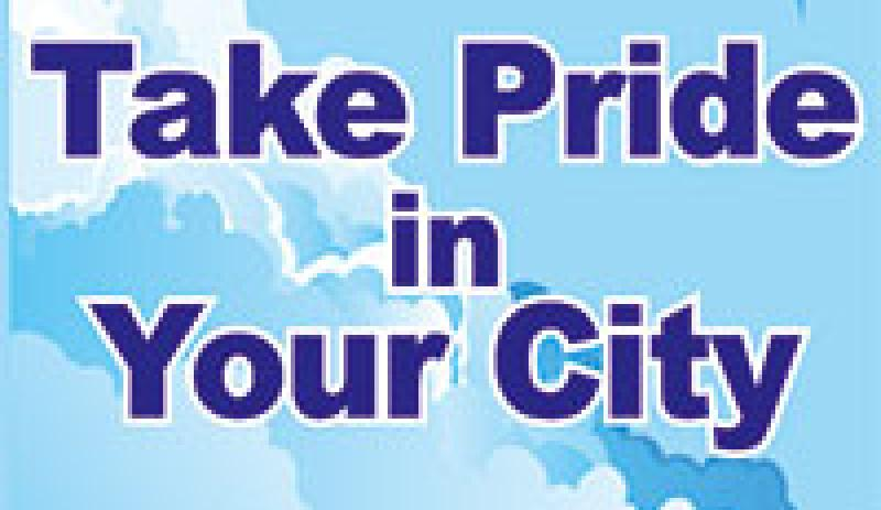 Take Pride In Your City - Litter Pick