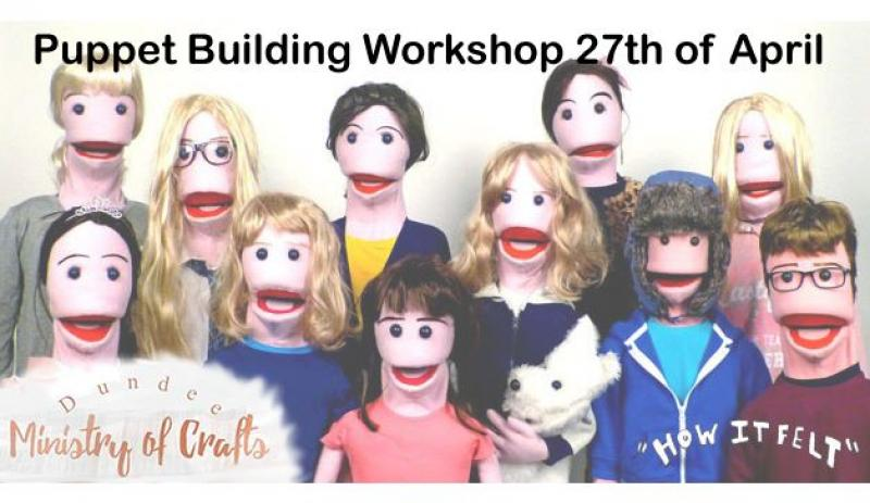 How It Felt: Puppet Building and Puppeteering Workshop