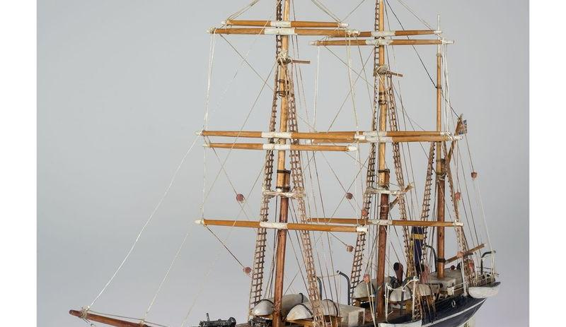 Celebrating Dundee's Rich Maritime Heritage with Ship Models