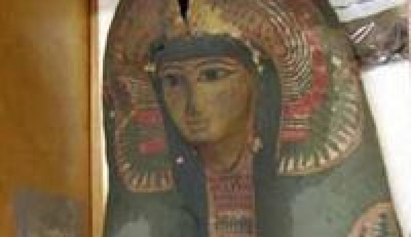 Meet McManus - Talk and Tour: Dundee Preserves Egyptology
