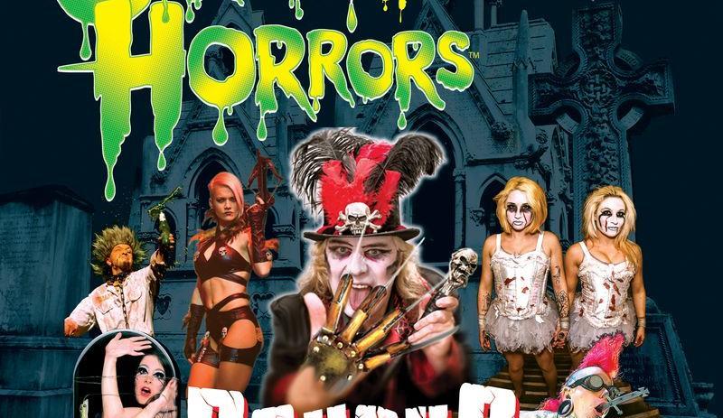 Circus of Horrors - Psycho Asylum