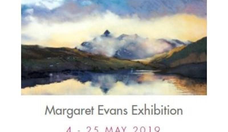 Margaret Evans Art Exhibition
