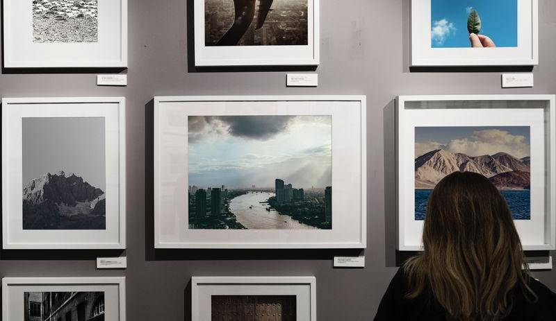 Katherine Stewart Brown Print Exhibition
