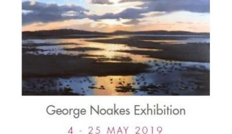 George Noakes Art Exhibition