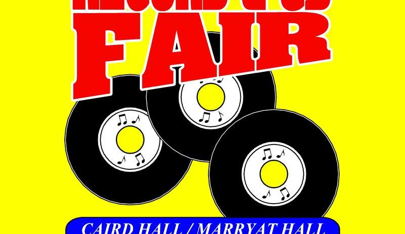 Dundee Record, CD and Music Memorabilia Fair