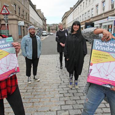 Dundee Windows Artists