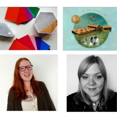 Top prizes for DJCAD graduates at 2020 New Designers